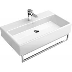 Villeroy & Boch, lavabo 80cm sans trou robinet Memento blanc. 51338601
