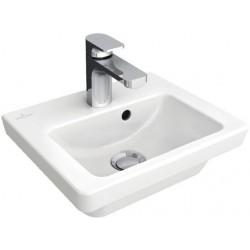 Villeroy & Boch, lave-mains Subway 37x 30,5 blanc. 73173701
