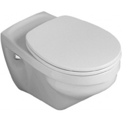 Villeroy & Boch, WC suspendu compact Omnia blanc 76671001