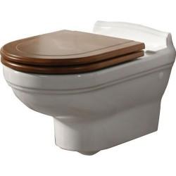 Villeroy & Boch, WC suspendu hommage blanc . 6661B0R1