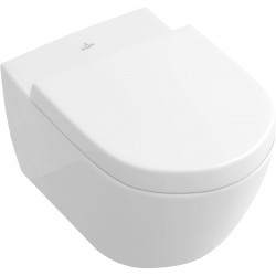 Villeroy & Boch, WC suspendu Subway 2.0 direct flush Blanc. 5614R001