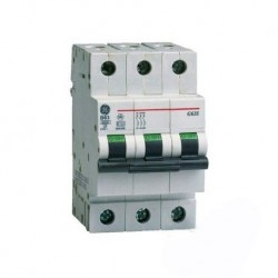 Vynckier  G60 Disjoncteur 6kA  3P C  25A G63C25