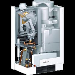 Viessmann chaudière a condensation gaz  Vitodens 222-W 26 kW  avec régulation sonde exterieur Vitotronic 200 B2LB093