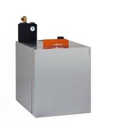 Viessmann chaudière fioul à condensation Vitoladens 300-C 10,3-23,5kW rlu coaxial J3RA005