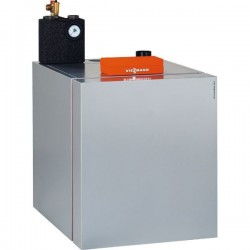 Viessmann chaudière fioul à condensation Vitoladens 300-C10,3-23,5kW rlu parallèle J3RA008
