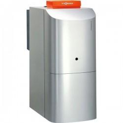 Viessmann chaudière fioul à condensation Vitorondens 222-F 20,2 kW, cheminée BS2A055