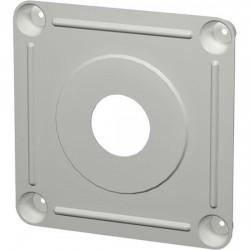 Viessmann Rosace avec ventilation, PPs, D60 mm 7176728