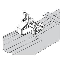 Viessmann Système de fixation 2xSH2C tuiles mécaniques Z012896