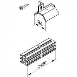 Viessmann Système de fixation SP2A H façade/balcon ZK00585