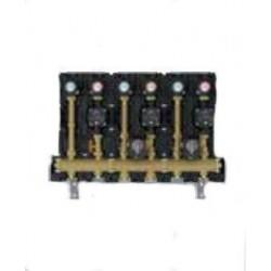 Viessmann Systeme module de distribution PAW DN20 2xK31+K34 sol ZK01253