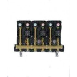 Viessmann Systeme module de distribution PAW DN25 2xK31+K34 sol ZK01257