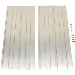 Vaillant set de plaques de base sol toit plat universel 2 pièces 0020137768