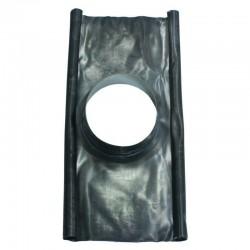 Vaillant Solin 35-45° Ecotec Plus RVS 200mm 0020130603