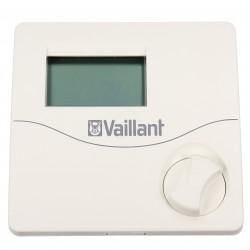 Vaillant thermostat d'ambiance modulaire numérique sans minuterie vaillant calormatic VRT50 bifilaire classe V (3%) 0020018265