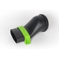 Vasco transition Easyflow diamètre 125mm 2 pièces 11VE40501