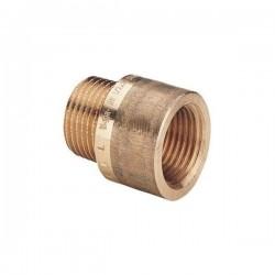 Viega laiton filète allonge mâle/femelle 3/4- 15mm 2600D8R051500A