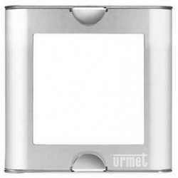 Urmet Cadre et porte module pour 1 module 1145/61