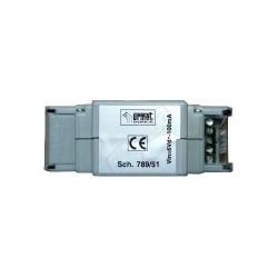 Urmet dispositif p/inst.vidéo intercom 789/51