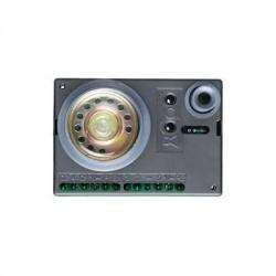 Urmet Micro hp 1+1 fil pour plaque sinthesi 1145/67