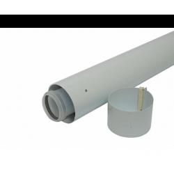 Vaillant allonge 50 cm C PP diamètre 60/100 mm  303902