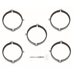 Vaillant collier de fixation de 5 pieces Ecotec Plus 110/160 mm 0020106381