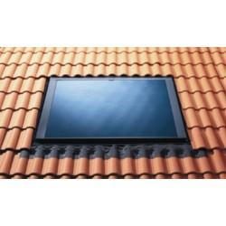 Vaillant kit d'intégration a la toiture 1 panneau horizontal   0020059906