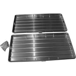 Vaillant plaques de base toit plat 3 pièces pour panneau 0020059905