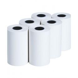 Testo papier thermique 6 rouleaux  05540568