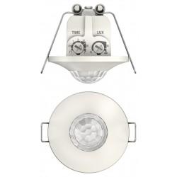 Theben détecteur de présence à encastré THEPICCOLAP360-100DEWH