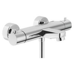 Thermostat de douche 2.0 Nobili poignée métal chrome. TG85330CR