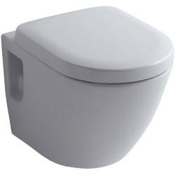 Tornado, WC suspendu flush blanc. CW762Y