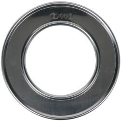 Ubbink rosace aluminium de diamètre 110mm 371348
