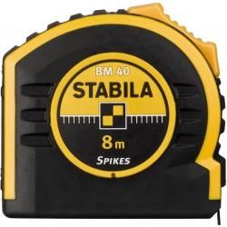 Stabila mètre ruban BM-40 8m STA17745