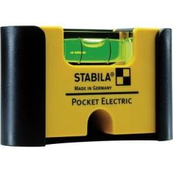 Stabila niveau pocket électrique STA18115
