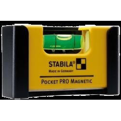 Stabila niveau pocket pro magnétique STA17953