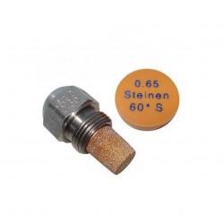Steinen  gicleur 0,65 us gal 60°s S60065