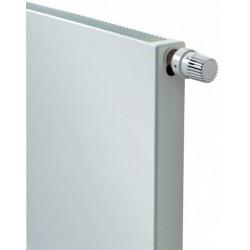 Superia Radiateur  Central  Design  face  lisse  type  21  H500  x  L400  413W  146V2150040112