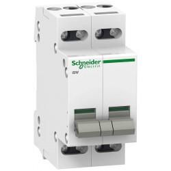 Schneider Interrupteur iSW 2P 20A 240V A9S60220
