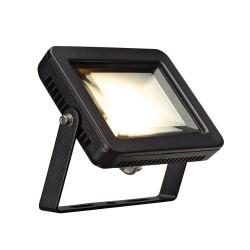 SLV Projecteur ARDO, carré, 10 W, noir, LED