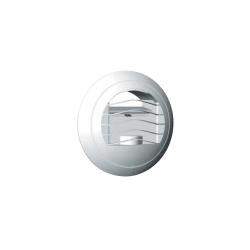 Soler & Palau bouche d'extraction autorgel type c-hygro à 25 M³ diametre 125 mm  controleur capteur infrarouge  ALIZEVISION525