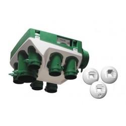 Soler & Palau Moteur d'extraction pour ventilation type c-hygro ozeo cc ci 300m³/h 125mm OZEOHECOWATT