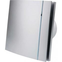 Soler & Palau Ventilateur pour salle de bains silent 100 design  argent SILENT100DESIGNCZSILVER
