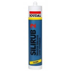 Soudal silirub 2/s bahamabeige sanitaire 105753
