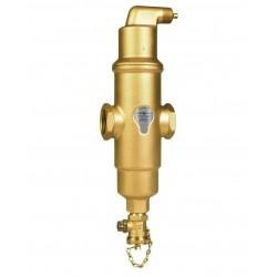 Spirotech séparateur d'air et boues Spirocombi horizontal 4/4  AC100