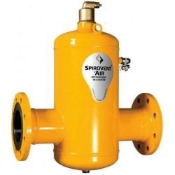 Spirotech séparateur d'air Spirovent DN080 avec bride BA080F