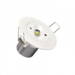 Spot Downlight de Secours LED 5W Éclairage linéaire LZ-EM-DWNLGHT-5W-LNL