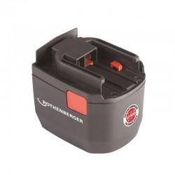 Rothenberger batterie Romax compact li-ion 14,4v 2,6ah 015418