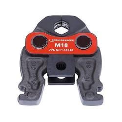 Rothenberger mâchoire compact M18 015153X
