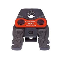 Rothenberger mâchoire compact M22 015154X