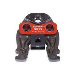 Rothenberger mâchoire compact SV15 015262X